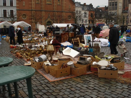 Brussels Flea Market
