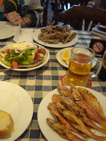 Greece, yum