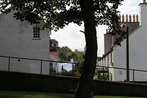 Cramond cottages