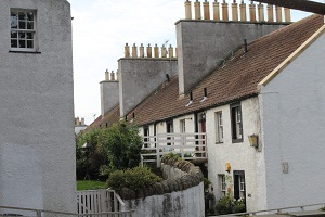 Cramond cottages