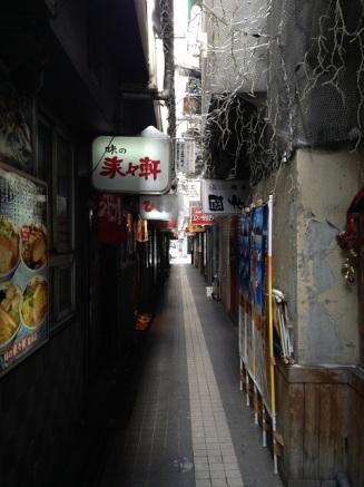 Ramen Alley Sapporo