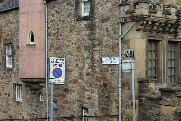 Step Back in Time: Edinburgh's Dean Village – myviewfromabroad