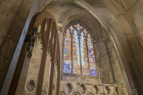 DURHAM CATHEDRAL GENERAL VIEWS Picture: DAVID WOOD
