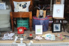 Popping Up, vintage and handmade
