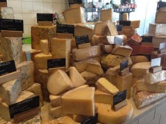 I.J. Mellis cheesemonger, Morningside