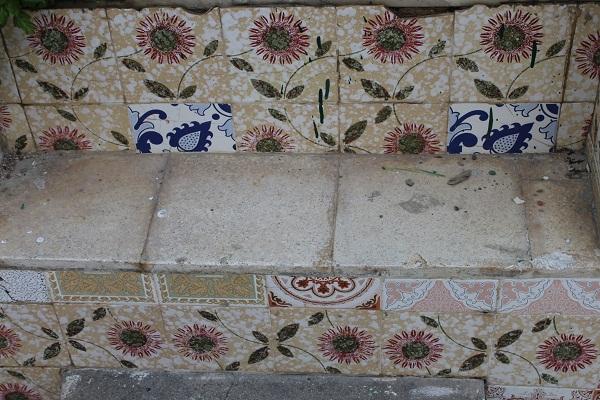 Portugese tile